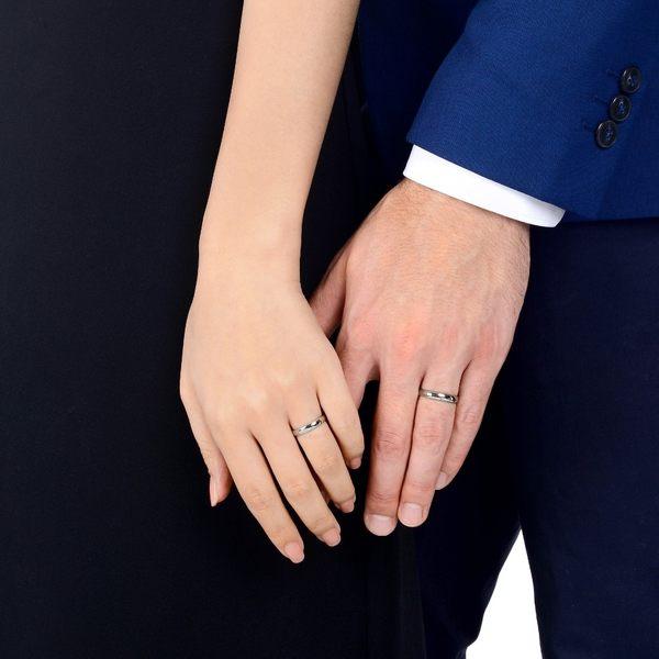 點睛品 V&A博物館系列 鉑金戒指(男戒)