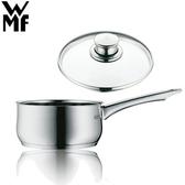 【德國WMF】DIADEM PLUS系列16cm單手鍋+玻璃蓋
