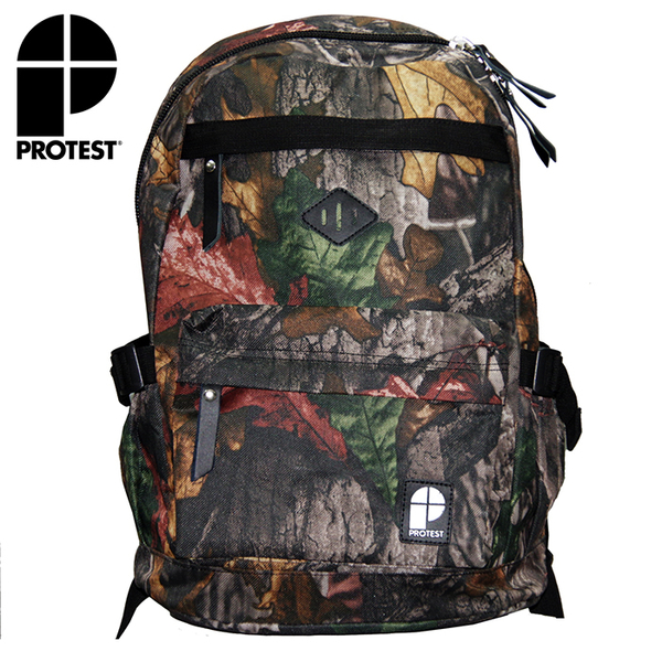 PROTEST 男 後背包 (楓葉紅) BAG