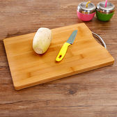 家用廚房案板切菜板竹長方形大號加厚防霉切板搟面板菜板水果砧板   潮流前線