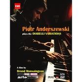【停看聽音響唱片】【DVD】貝多芬狄亞里變奏曲:安德斯傑夫斯基鋼琴演奏