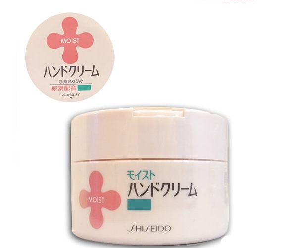 Shiseido 資生堂 Moist 尿素加強潤澤修護霜 護手霜 120g【YES 美妝】