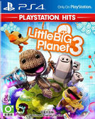 PS4 小小大星球 3 Hits(中文版)