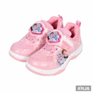 K-SHOES 中童 冰雪奇緣2電燈鞋粉紅-X04963