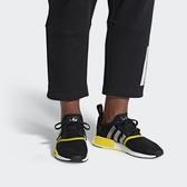 【現貨】adidas NMD R1 BOOST 黑黃 男鞋 黑黃 黑白 舒適 休閒 運動 三葉草 F99713