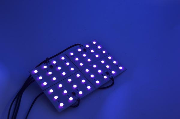 UV LED燈板 4片組 UV400 (不防水)