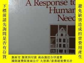 二手書博民逛書店SOCIAL罕見WELFARE A Response to Hu
