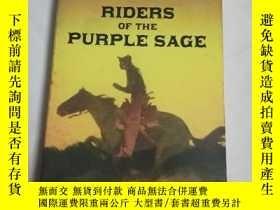 二手書博民逛書店Riders罕見of the purple sagaY20677