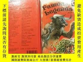 二手書博民逛書店famous罕見legends:著名傳奇人物Y200392
