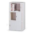 捲門式公文櫃系列-CP-6303 橫向捲門使用參考