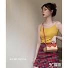 泰國劍橋包mini迷你包女2020新款潮網紅夏季小包口紅包斜挎小方包 3C優購