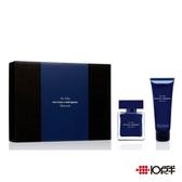 Narciso Rodriguez 紳藍男性淡香水禮盒 50ml (兩件組) *10點半美妝館*