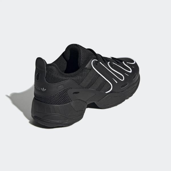 Adidas EQT Gazelle [EE7745] 男鞋 休閒 厚底 增高 復古 老爹鞋 時尚 愛迪達 黑