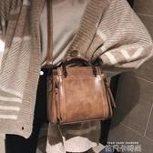 高級感手提包網紅小黑包質感單肩包包女2020新款潮百搭洋氣斜挎包 依凡卡時尚