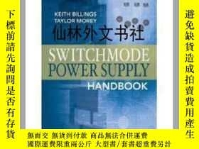 二手書博民逛書店【罕見】Switchmode Power Supply Hand