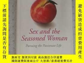 二手書博民逛書店Sex罕見and the Seasoned Woman Gail SheehyY67893 Gail Shee