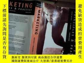 二手書博民逛書店Marketing罕見Principles And Practice FOURTH EDITIONY20642