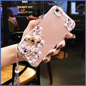 蘋果 iPhone13 iPhone12 i11 12 mini 12 Pro Max SE XS IX XR i8+ i7 i6 高貴狐狸 手機殼 水鑽殼 訂製