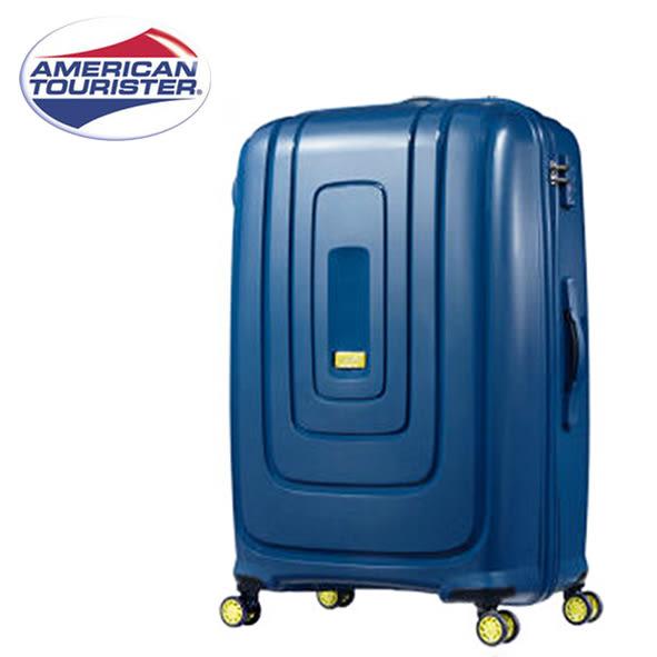 [佑昇]7折特價 Samsonite美國旅行者AT【 Lightrax AD8】超輕大容量雙軌飛機輪硬殼29吋行李箱(活動中)