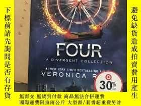 二手書博民逛書店Four:A罕見Divergent CollectionY247821 Veronica Roth Kathe