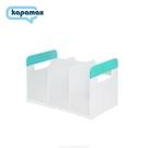 《享亮商城》31700-MT 薄荷藍色 PLUS三層書架 KAPAMAX