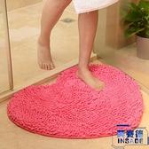 吸水防滑墊門墊浴室衛生間結婚慶地毯地墊【英賽德3C數碼館】
