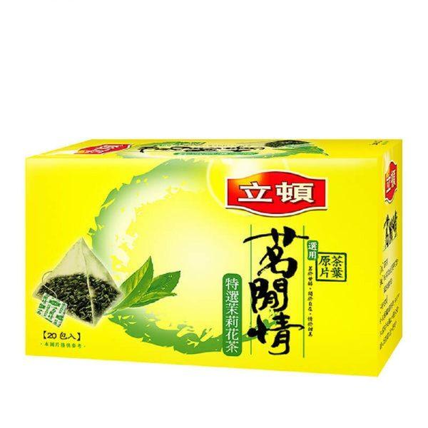 立頓茗閒情茉莉花茶包 20 x 2.8g_聯合利華