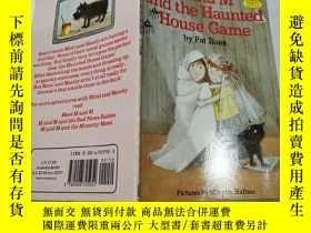 二手書博民逛書店m罕見and m and the haunted house game:m和m和鬼屋遊戲Y200392