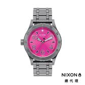 【酷伯史東】NIXON 38-20 高傲霸氣 紫粉 潮人裝備 潮人態度 禮物首選