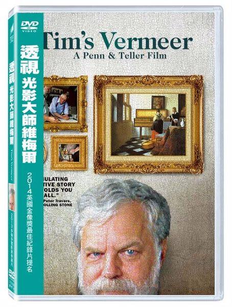 透視 : 光影大師維梅爾 DVD (音樂影片購)