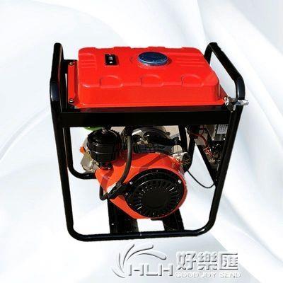 24V貨車自啟停駐車發電機空調自動智能24伏直流汽柴油汽油增程器 好樂匯