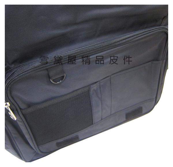 ~雪黛屋~Confidence 書包大容量可外放水瓶A4資料夾防尼龍布耐磨損耐承重量台灣製造ACB3611