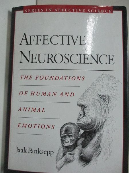 【書寶二手書T1/大學理工醫_KFT】Affective Neuroscience: The Foundations of…