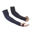 [9美國直購] 防割袖套 5級防割 Cut Resistant Sleeves with Thumb Hole 黑色 園藝 防身 防刺 防刮
