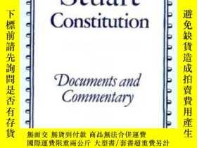 二手書博民逛書店The罕見Stuart Constitution, 1603-1688Y255562 John Philipp