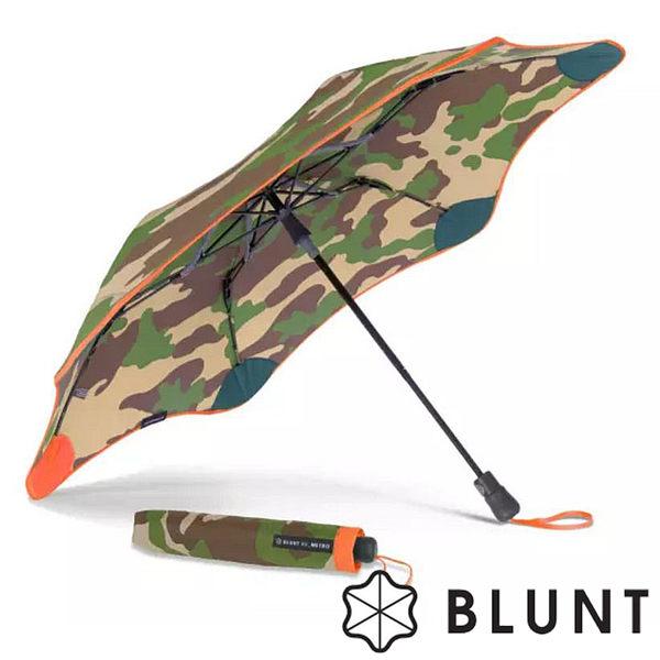 【BLUNT 紐西蘭】XS_METRO (Camouflage) 迷彩折傘『迷彩橘』BLT-CM02-OR