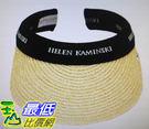[COSCO代購] W1311399 Helen Kaminski 女拉菲亞草帽 #Marina系列