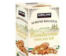 [COSCO代購] W1485525 Kirkland Signature 科克蘭 義大利杏仁脆餅 1公斤 兩入