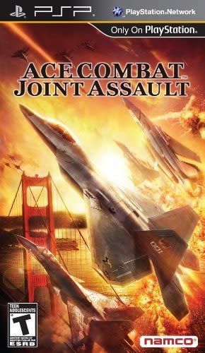 PSP Ace Combat: Joint Assault 空戰奇兵X2:聯合突擊(美版代購)
