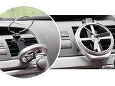 【小風扇飲料架】汽車用冷氣出風口折疊式置杯架 摺疊式空調風扇 水杯置物架