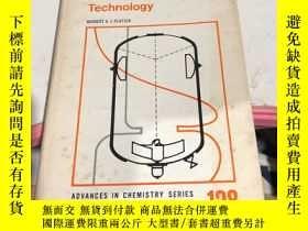 二手書博民逛書店Polymerization罕見Kinetics and Tec