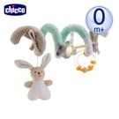 【新品上市】chicco-甜蜜小兔環繞玩具