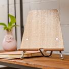 自然質樸柳木紋萬用架-食譜架-生活工場