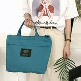 帆布袋 手提包 帆布包 手提袋 環保購物袋--手提/斜背【SPGK7403】 ENTER  05/11