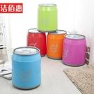 垃圾桶 桌面家用有蓋衛生間客廳廚房臥室可樂可愛個性創意小分類桶【【八折搶購】】