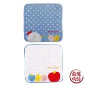 【日本製】【anano cafe】日本製 嬰幼兒口水巾手帕組 2入 藍色 SD-2899 - 日本製