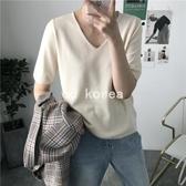 現貨黑 長版過膝暗直紋毛衣洋裝 CC KOREA ~ Q25276