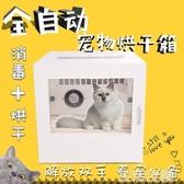 寵物吹風機 寵物烘干箱全自動靜音寵物烘干機狗烘干箱貓咪烘干箱洗澡吹毛神器 mks生活主義