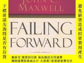 二手書博民逛書店Failing罕見ForwardY256260 Maxwell, John C. Thomas Nelson