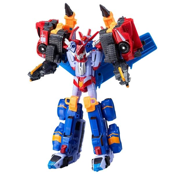 TOBOT 機器戰士 GD 宇宙奇兵 中型超級至尊戰神